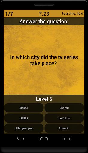 Bad Quiz