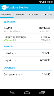 Xero Accounting Software - screenshot thumbnail