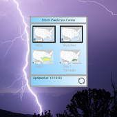 Storm Prediction Center Widget