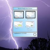 Storm Prediction Center Widget