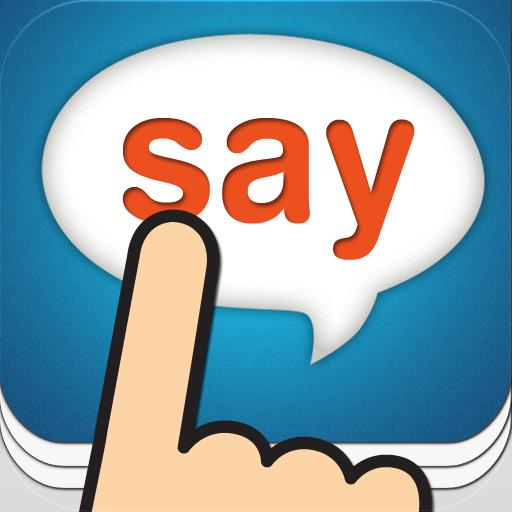 Tap & Say - Travel Phrasebook