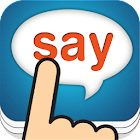 Tap & Say - Travel Phrasebook icon