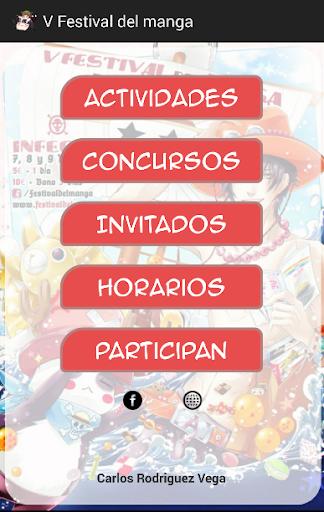 【免費娛樂App】V Festival del Manga-APP點子