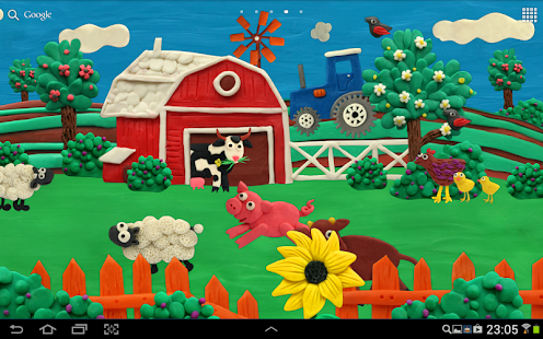 Farm HD Live wallpaper Screenshot 7