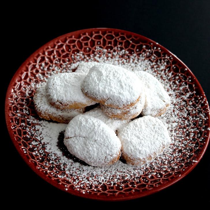 2014 Christmas Cookie, #7 – Italian Almond Cookie Recipe