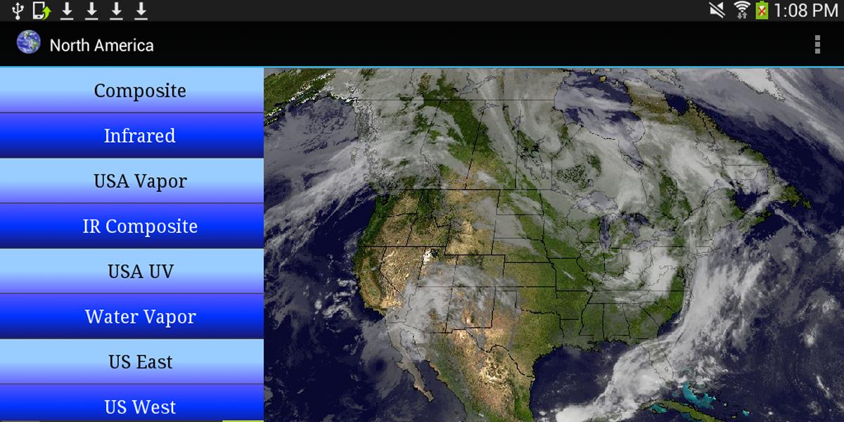 TerraTab - screenshot