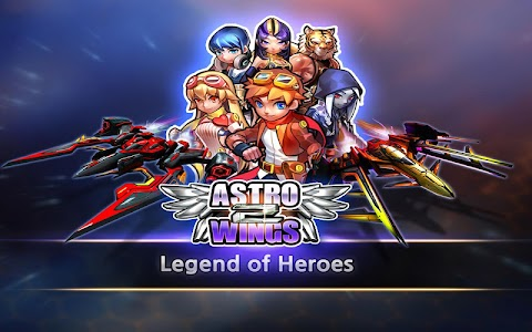 AstroWings2: Legend of Heroes v1.7.1