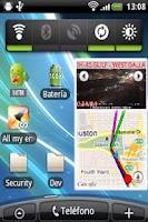 Screenshot of Traffic Cams Widget