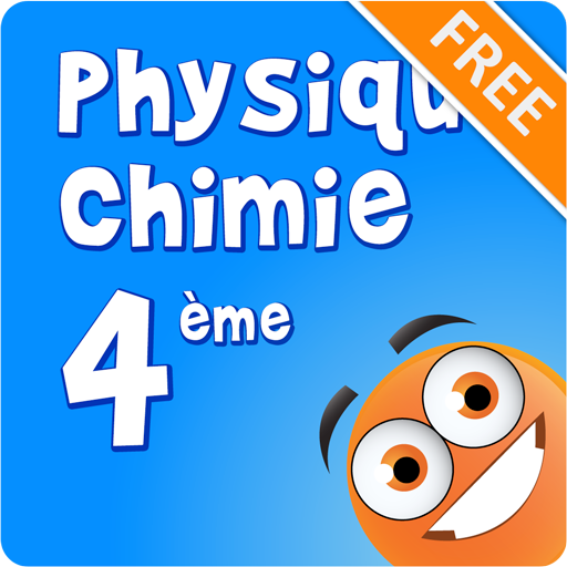 iTooch Physique-Chimie 4ème Icon