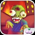 Zombie Smasher Rush Heroes icon