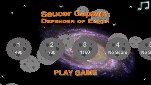 Saucer Captain: Earth Defender