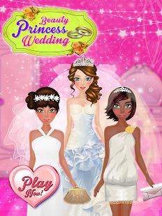Princess Wedding Star Girl