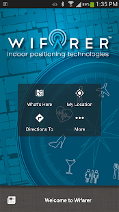 Wifarer Indoor Navigator- screenshot thumbnail