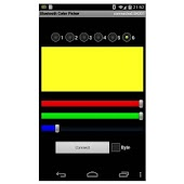 Bluetooth Color Picker