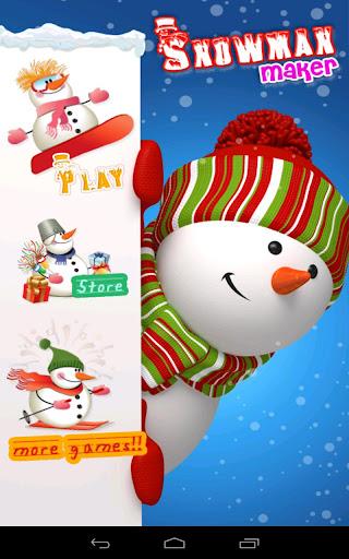 Snowman Maker