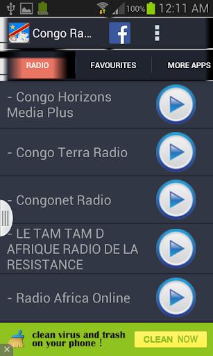 Congo Radio News