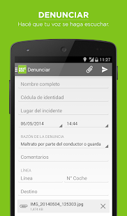 Nextbus Montevideo- screenshot thumbnail