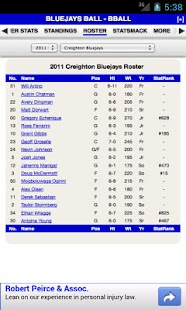 Creighton Basketball - screenshot thumbnail
