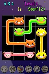 Animal Link Flow Heroes