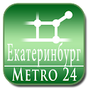 Ekaterinburg (Metro 24) logo