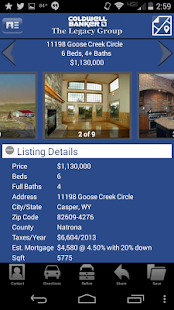 Coldwell Banker The Legacy Grp- screenshot thumbnail
