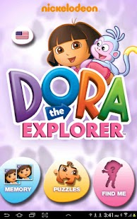 Playtime With Dora- screenshot thumbnail