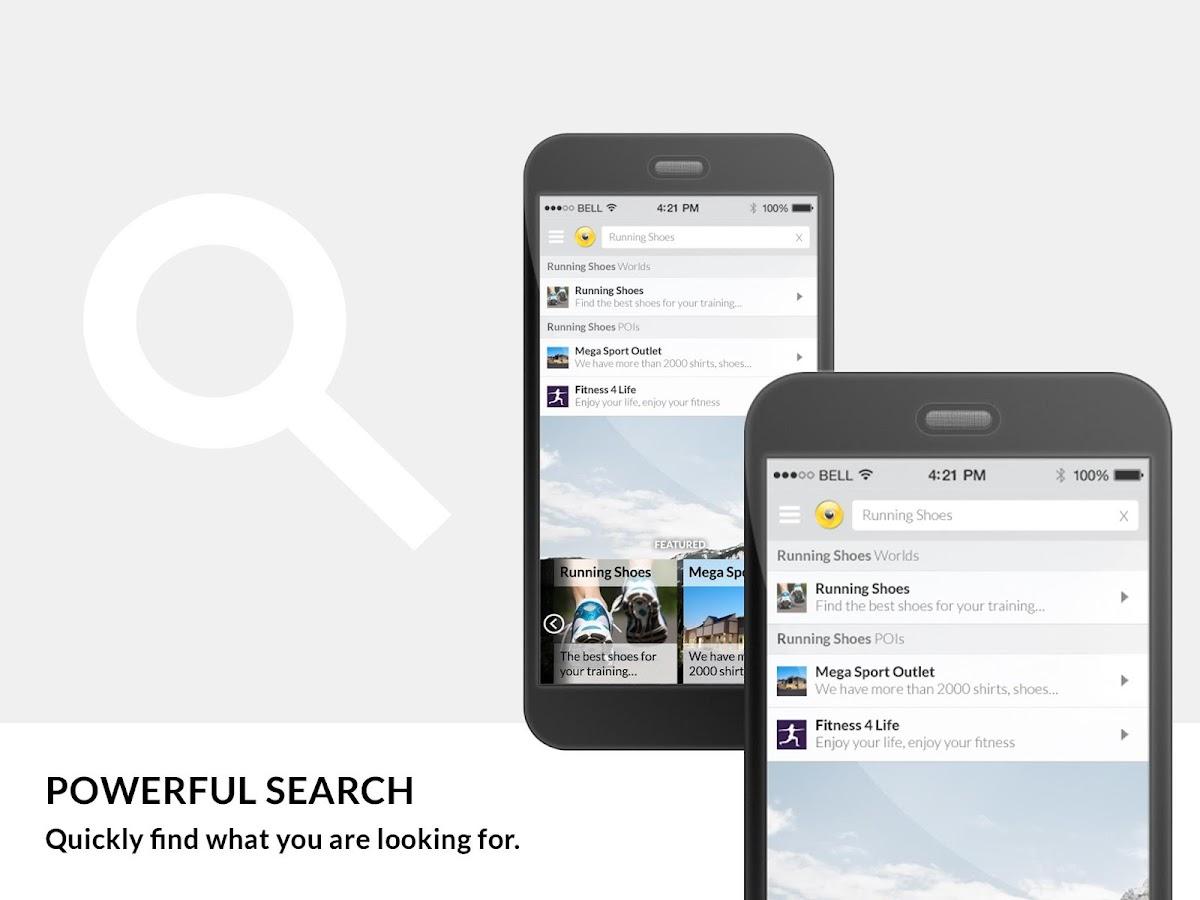 Wikitude - screenshot