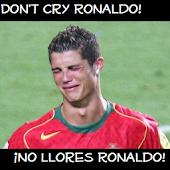 Don't Cry Ronaldo