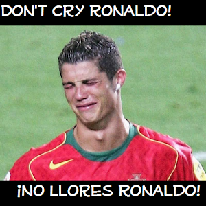 Don't Cry Ronaldo for PC and MAC