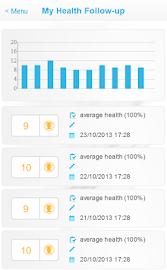 Fitness Check-up Screenshot 6