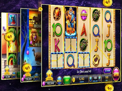 Slots Zeus's Way:slot machines - screenshot thumbnail