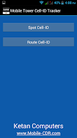 Screenshot of Cell ID