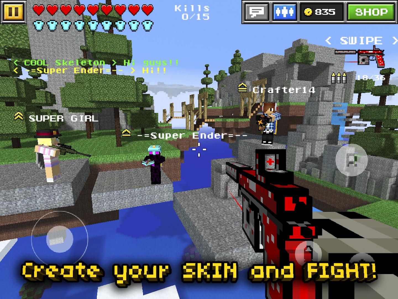 Игра Майнкрафт. Оборона башнями онлайн (Minecraft Tower ...