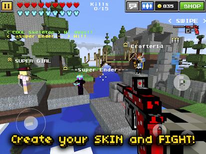 Pixel Gun 3D (Minecraft style) | FREE Android app market