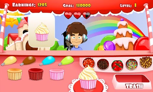 Cupcake Stand HD FREE - screenshot thumbnail