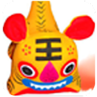 美丽中国拼图 icon