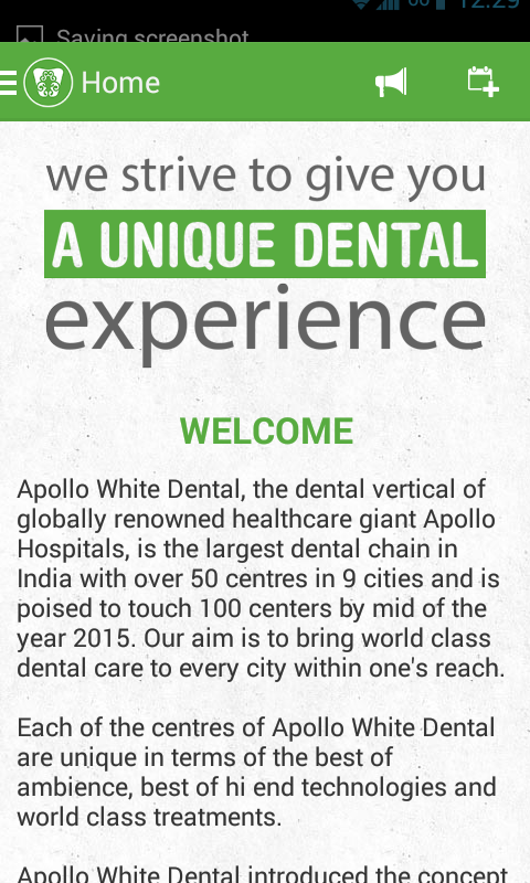 Apollo White Dental- screenshot
