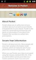 Screenshot of Pocket