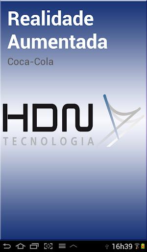 HDN Realidade Aumentada