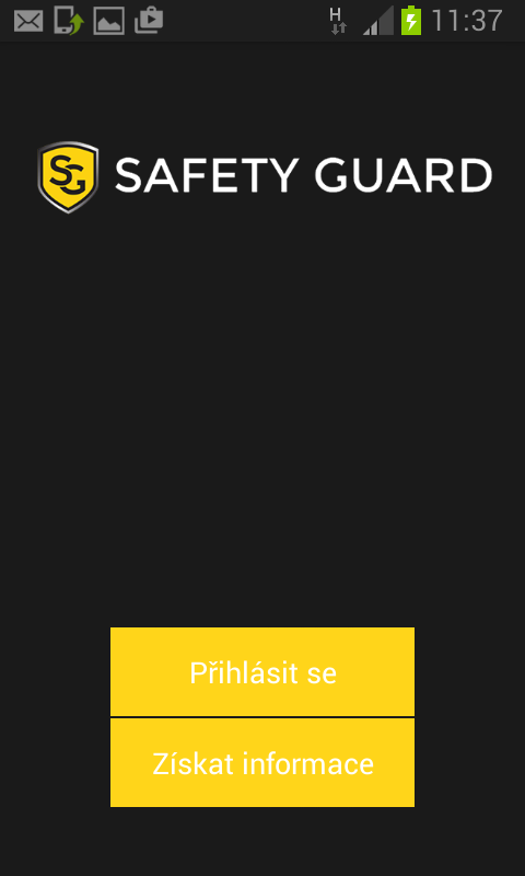 Safety Guard- screenshot