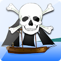 Pirate Ships War icon