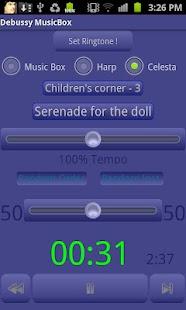 Debussy MusicBox- screenshot thumbnail