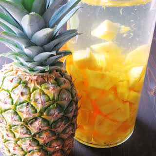 Pineapple Vodka.
