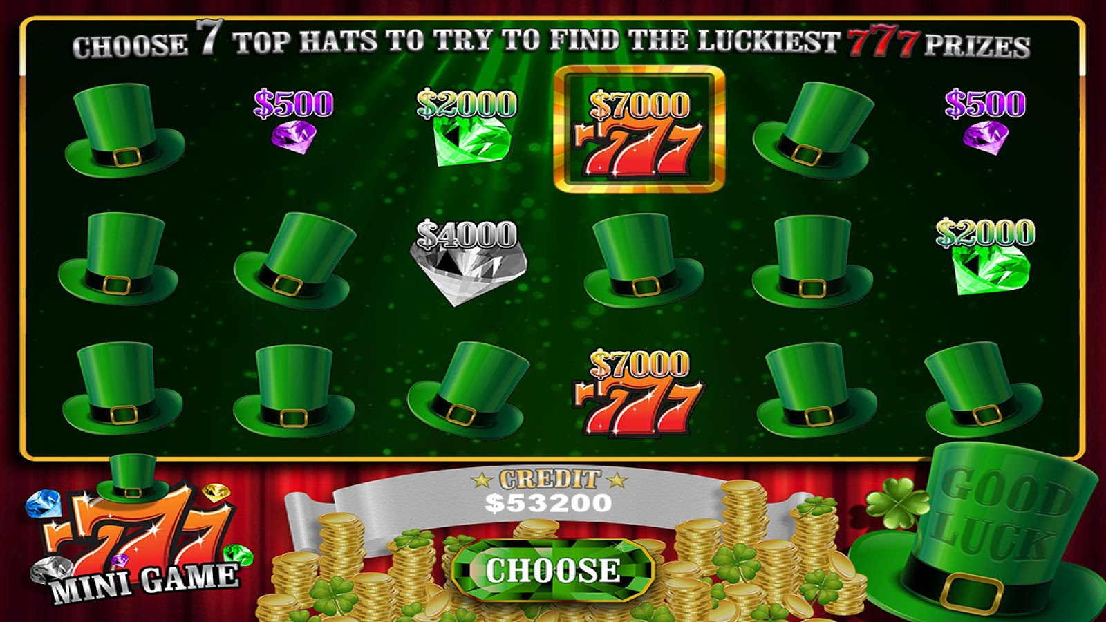 Crock O'Gold Slots 2 Lucky Irish Riches FREE- screenshot