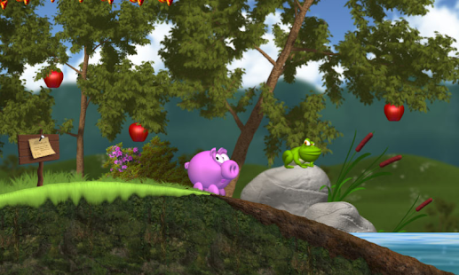 Piggly Xmas- screenshot thumbnail