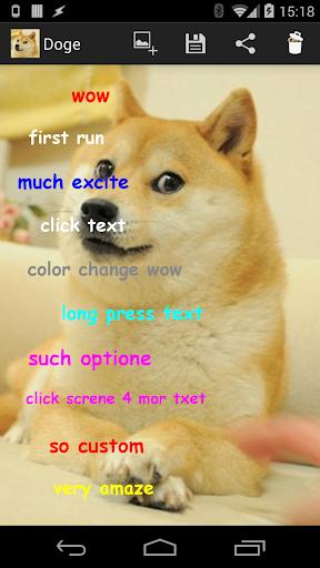 Doge Meme Creator