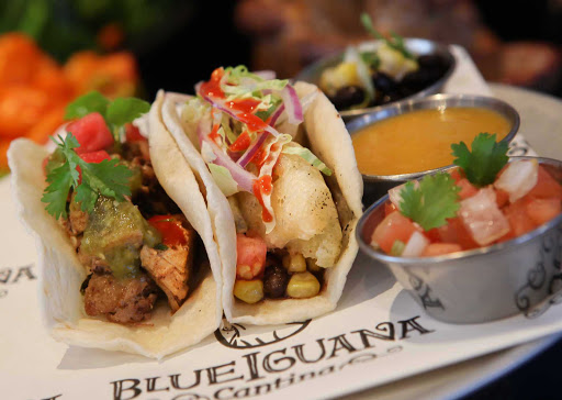 Carnival-Cruise-Lines-dining-BlueIguana-Cantina-tacos - In the mood for Mexican fare? Head to the BlueIguana Cantina aboard your Carnival cruise for tacos and fresh Mexican cuisine.