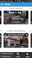 Screenshot of Dynamic Warm Up & Flexibility