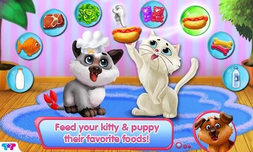 Kitty Puppy: Love Story