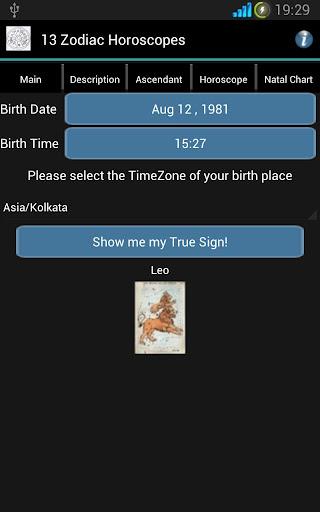 13 Zodiac Horoscopes